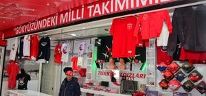 Türk Yıldızları tırı, şehit ailelerine destek için Optimum'da