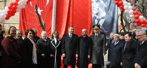 """Gaziantep'te """"Şehit Kadınlar Anıtı"""" açıldı"""