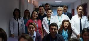 Diş hekimlerinden personel eğitimine destek
