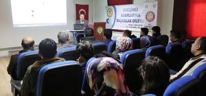 Cizre'de uygulamalı girişimcilik eğitimi başladı