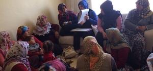 Kilis Belediyesinden ev hanımlarına kadın sağlığı eğitimi