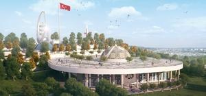 Çamlık Tepesi Ve Hilal Camii Projesi İçin İmzalar Atıldı