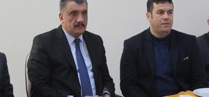 """Başkan Gürkan, """"Şehrin istikbali açısından teknoparklar ve teknokentler önemli"""""""
