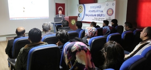 Cizre'de genç girişimcilere eğitim