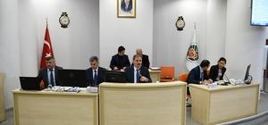 Büyükşehir Meclisi Şubat Ayı Toplantısı başladı