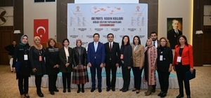 AK Parti Bölge Teşkilat Toplantısı Kırşehir'de yapıldı
