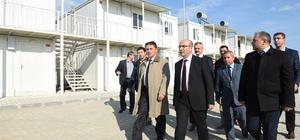 Adana'ya Suriyeliler için yeni konteyner kent
