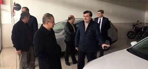 Vali Tapsız, esnaf ziyaretlerine devam ediyor