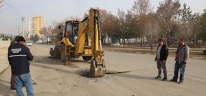 Karaman'da Larende Alt Geçit Projesinde ilk kazma vuruldu