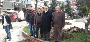 Devrek Belediyesi meydan projesini hayata geçirme çalışmalarına başladı