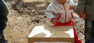 Suriye'ye yönelik yardımlar