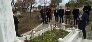 Kaymakam Türköz kırsal mahalleri ziyaret etti