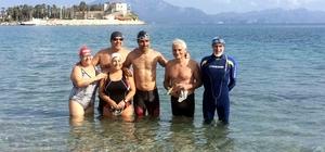 Uluslararası Datça Açık Deniz Kış Yüzme Maratonu