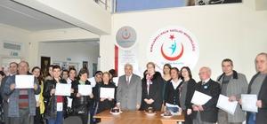 """Kırklareli'nde """" 9 Şubat Dünya Sigarayı Bırakma Günü """" programı düzenlendi"""