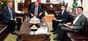 Adalet Bakanı Bozdağ, TEOG birincisini tebrik etti