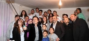 Tuzla Belediyesi Gençlik Merkezi, 'Kalplerden Kalplere Köprü'ler kuruyor