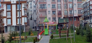 Keçiören'in parklarında 15 Temmuz şehitlerinin ismi yaşatılıyor