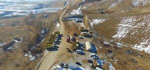 Ankara'da 5 milyon 731 bin ton asfalt serildi, bin 638 kilometre yeni yol açıldı