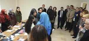 Alman milletvekillerinden Sultanbeyli'ye ziyaret