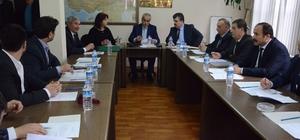 Kozlu Belediye meclisi toplantısı gerçekleştirildi