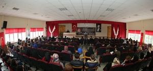 """İlkadım'da """"Abdülhamit"""" konferansı"""