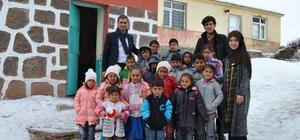 Bursa'dan Ahlat'a eğitim yardımı