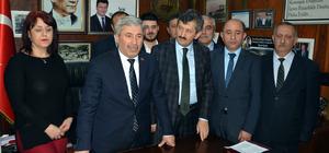 Kozlu'da belediye başkanlığı seçimi