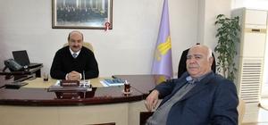 ESOB Başkanı Abdülkadir Konak'ın ziyaretleri