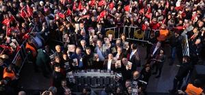 Buca'da 50 bin Nutuk ücretsiz dağıtıldı