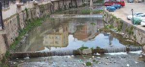 Elekçi Irmağı ıslah ediliyor