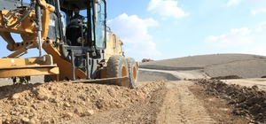Battalgazi Belediyesi Kıraç Küme Evleri bölgesinde yeni imar yolları açıyor