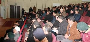 Patnos'ta TARSİM  bilgilendirme toplantısı yapıldı