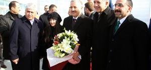 Ulaştırma Denizcilik ve Haberleşme Bakanı Arslan: