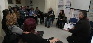 Hamamyolu Projesi 1. Etap Bilgilendirme toplantısı