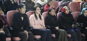 Silopi'de kadınlar kanser hakkında bilgilendirildi