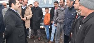 Kaymakam Özkan'dan halk buluşması