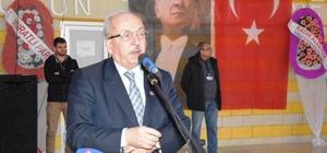 Başkan Albayrak Muratlı Esnaf Ve Sanatkarlar Kefalet Kooperatifinin Genel Kuruluna katıldı