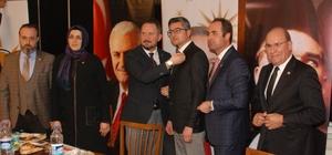 CHP'nin aday adayı AK Parti'ye geçti