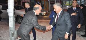 Bakan Ahmet Arslan, Kars-Ardahan Bölge Barosunu ziyaret etti