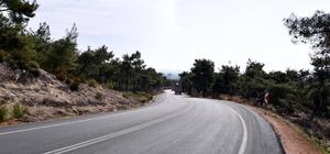 Kepez Belediyesi'nden tarihi Kındıra Yolu'na ömürlük asfalt