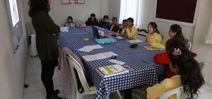 Urla'da çocuklar için insan hakları eğitimi
