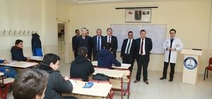Malatya'nın Belediye başkanları, Şahinbey'i gezdi
