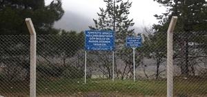 Doğancı Barajı'na telli koruma