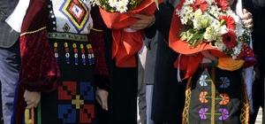 Bakanlar Elvan ile Arslan, Ardahan'da
