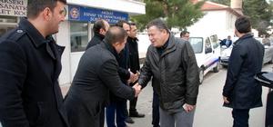 Yargıtay Başkanı Cirit, Akseki'de ziyaretlerde bulundu