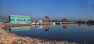Sakarya Nehri'nden akan su enerjiye dönüşüyor