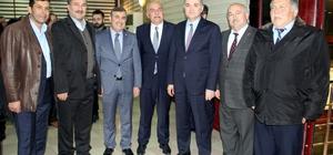 Bilim, Sanayi ve Teknoloji Bakanı Özlü Sinop'ta