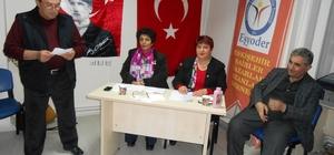 Eskişehirli ozan ve şairler Sevgililer Gününü şiir ve türkülerle kutladılar