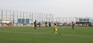 Bağlar Belediyespor Muşspor'u 1-0 yendi