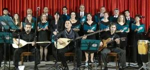 Çeşme'deki korodan 6. yıla özel konser